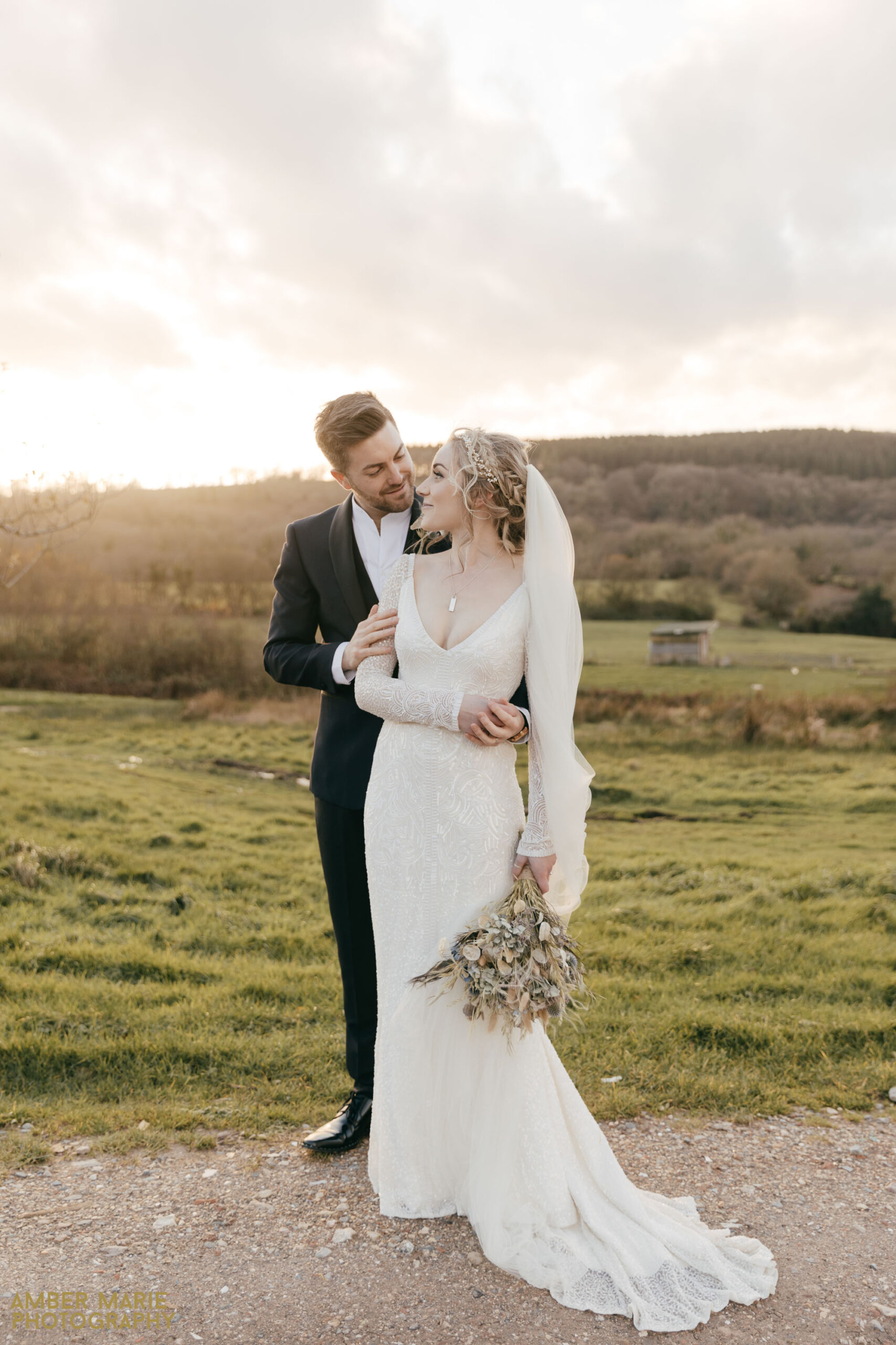 winter wedding photography cotswolds