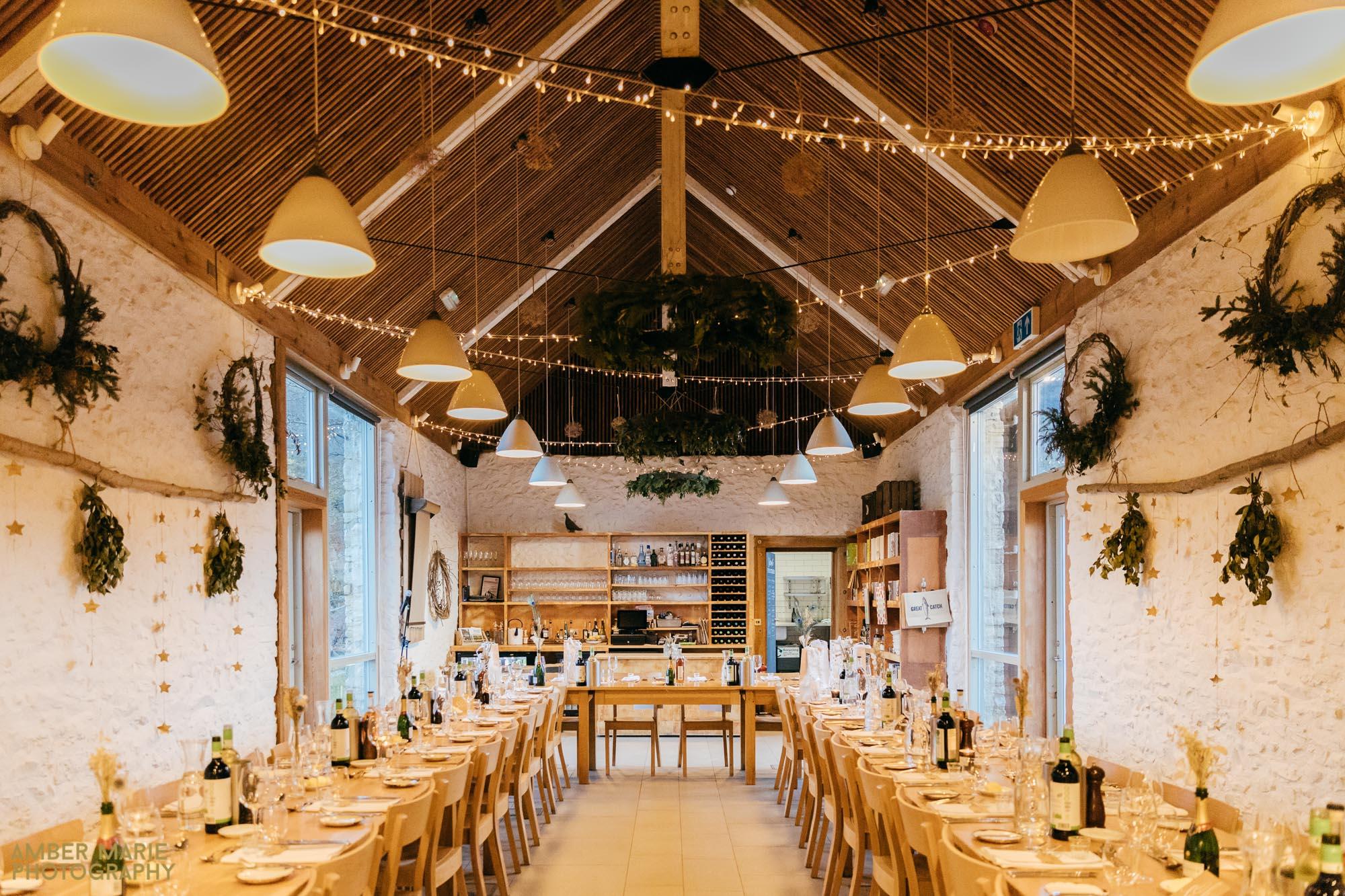 river cottage barn wedding