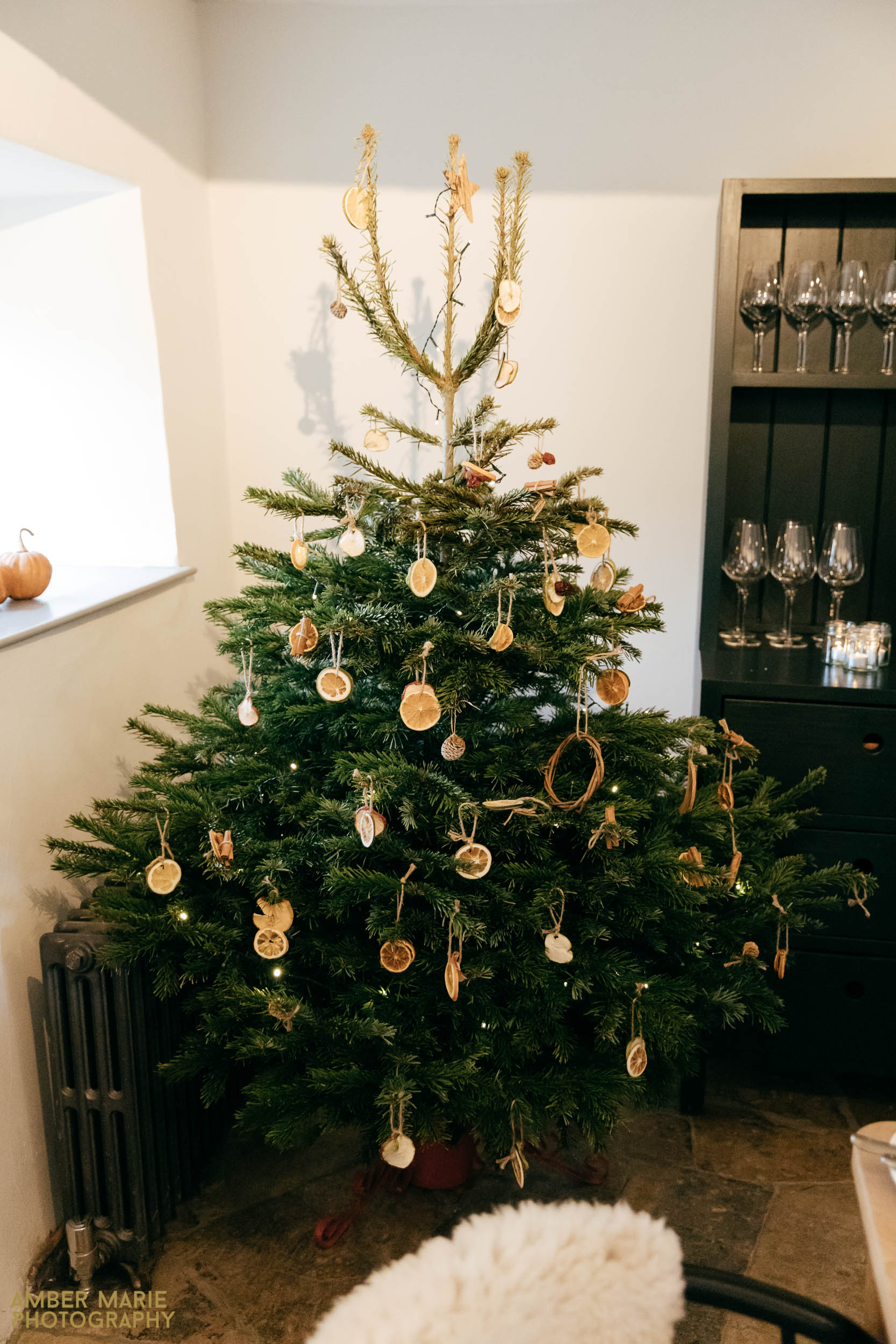 christmas wedding at river cottage