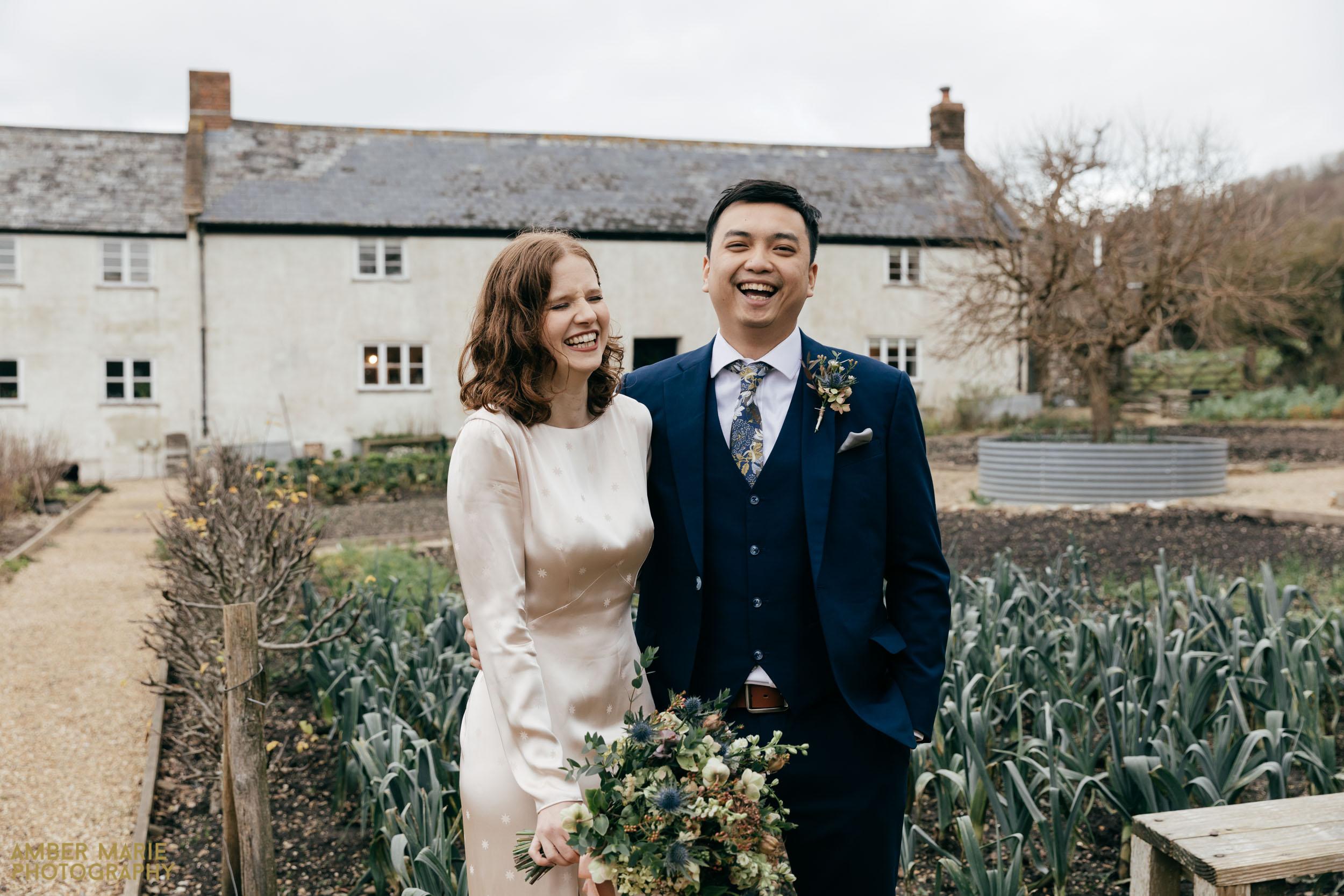 stylish winter wedding photography by creative wedding photographer