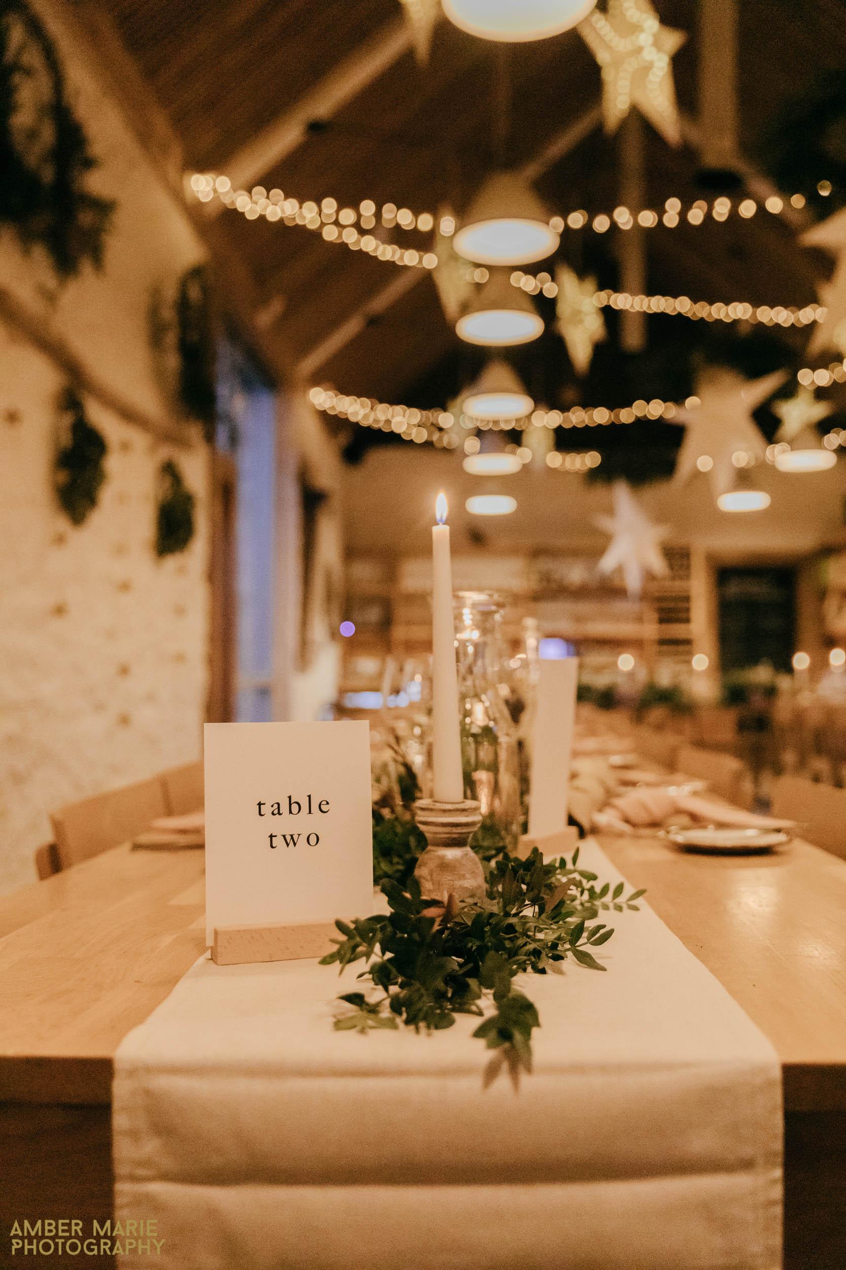 Stylish winter wedding photography