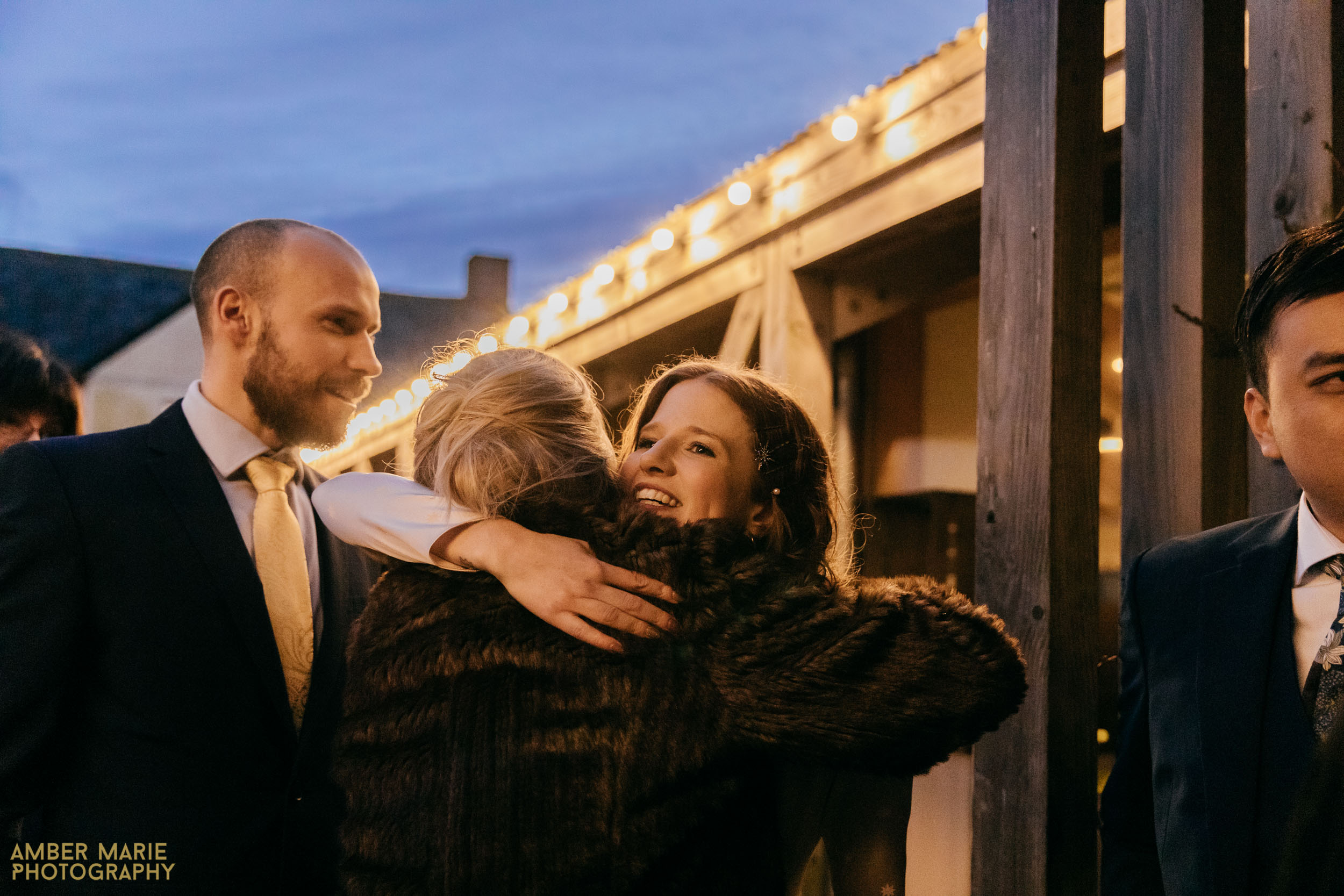 best winter wedding photography