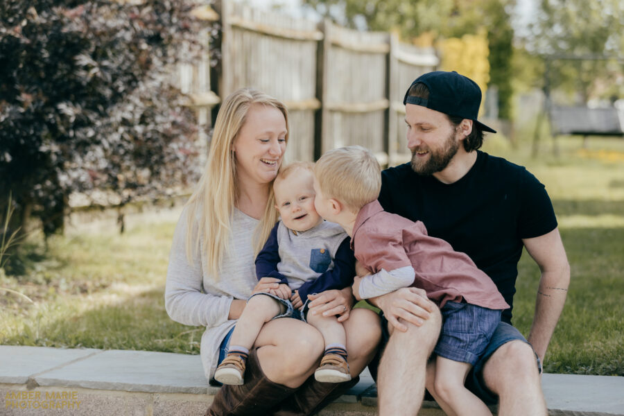 Doorstep Family Portraits