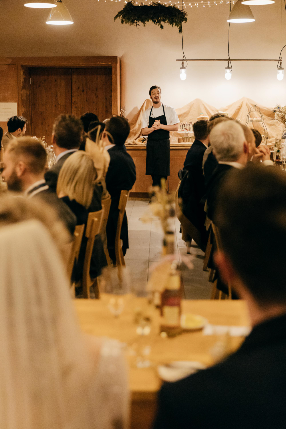 documentary wedding photographer at river cottage