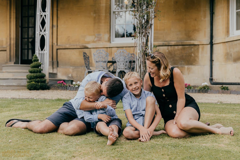 natural family portrait photographer stroud