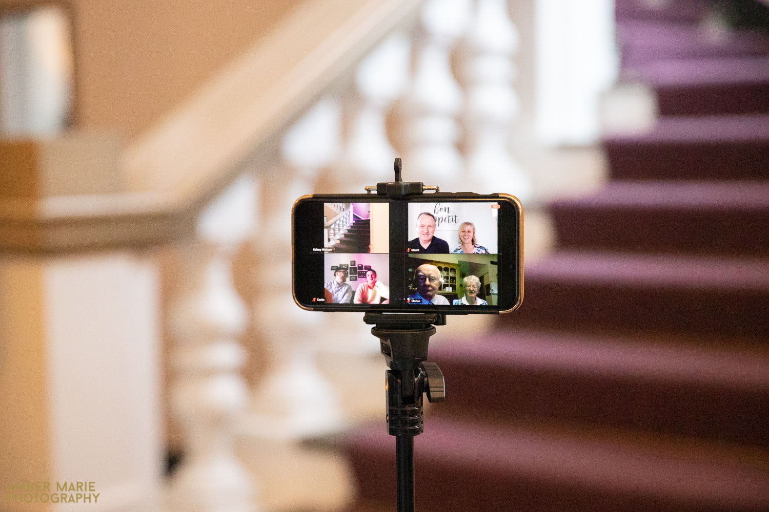 Live Stream Wedding from Old Chelsea Town Hall