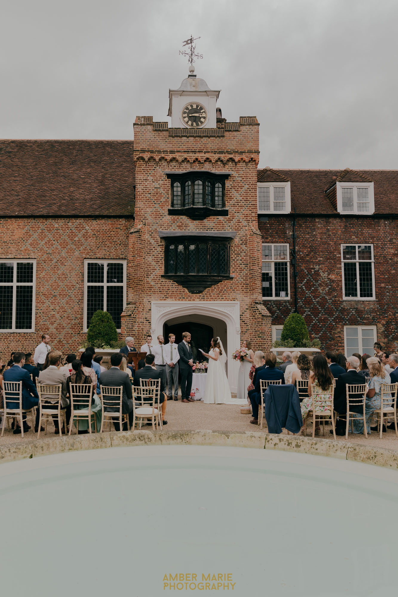 Fulham Palace Wedding Ceremony