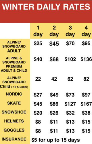 winter daily rentals revised.