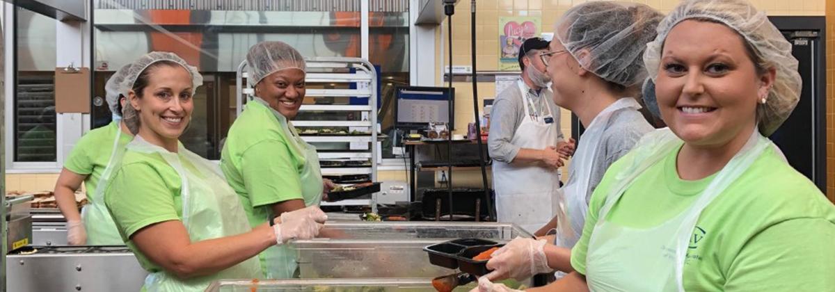 DermVA Feed More Volunteers