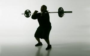 Brian Clean 300x187 - Brian Samson, clean - Evolve All, martial arts training