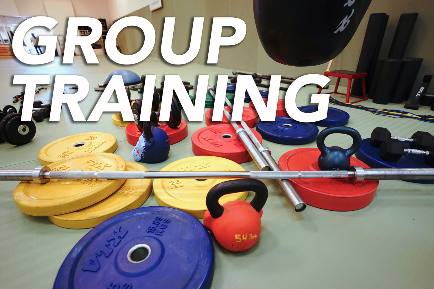 group training - Fitness and Wellness