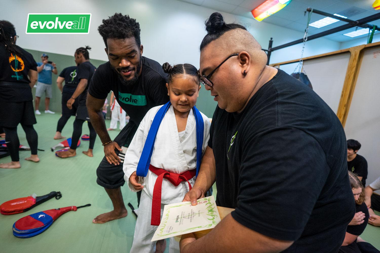 brian eli Gen web - Homeschool Martial Arts Program