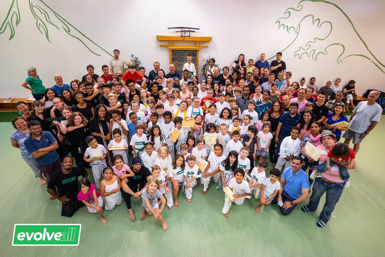 spring GC large group web - Homeschool Martial Arts Program