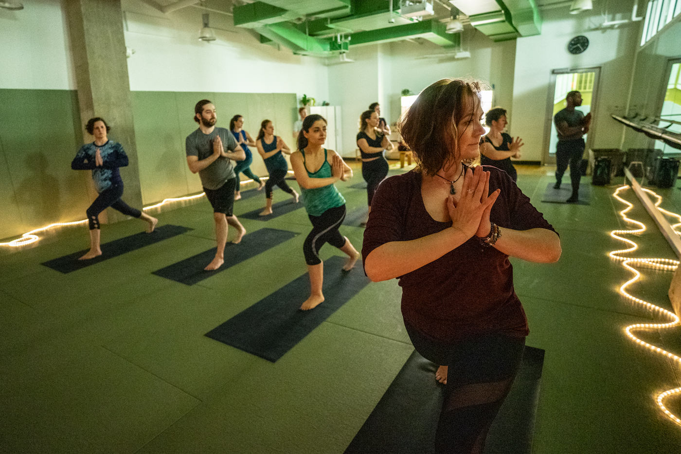 Yoga Classes in Arlington Virginia