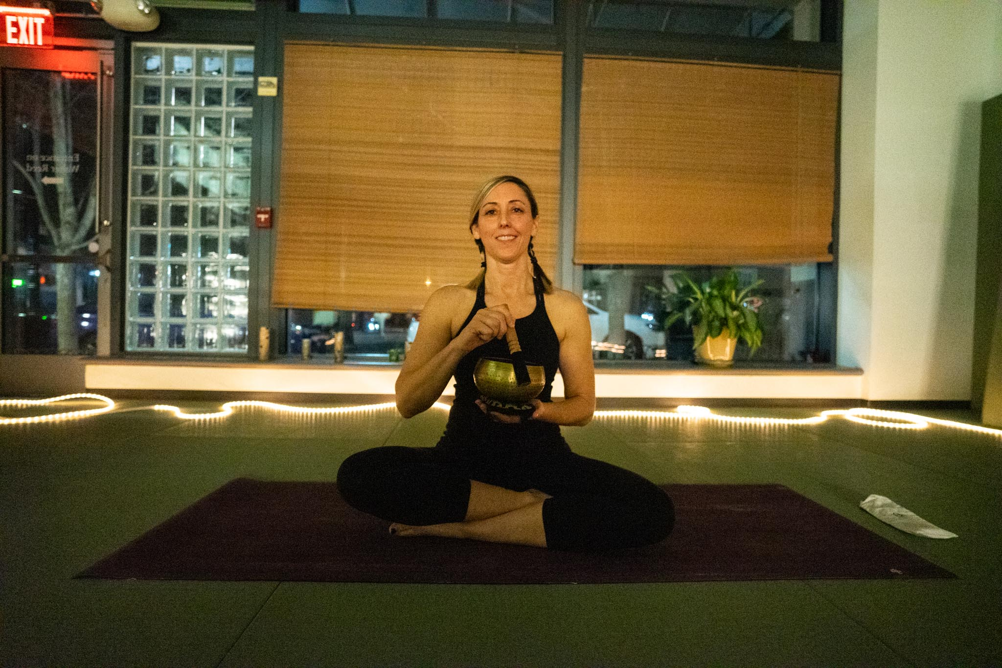 Yoga Teacher, Sarah Zoeller