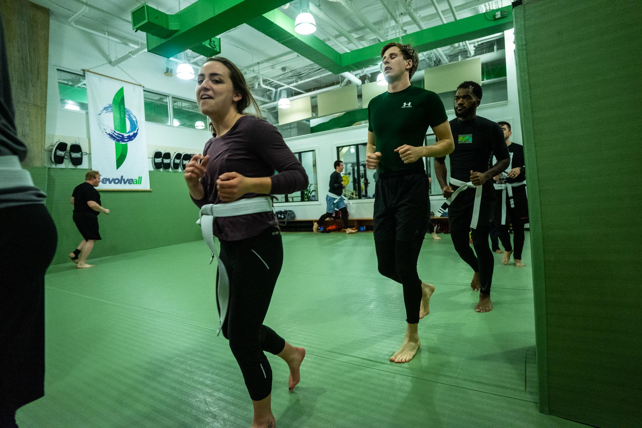 Jiu Jitsu Classes in Arlington Virginia