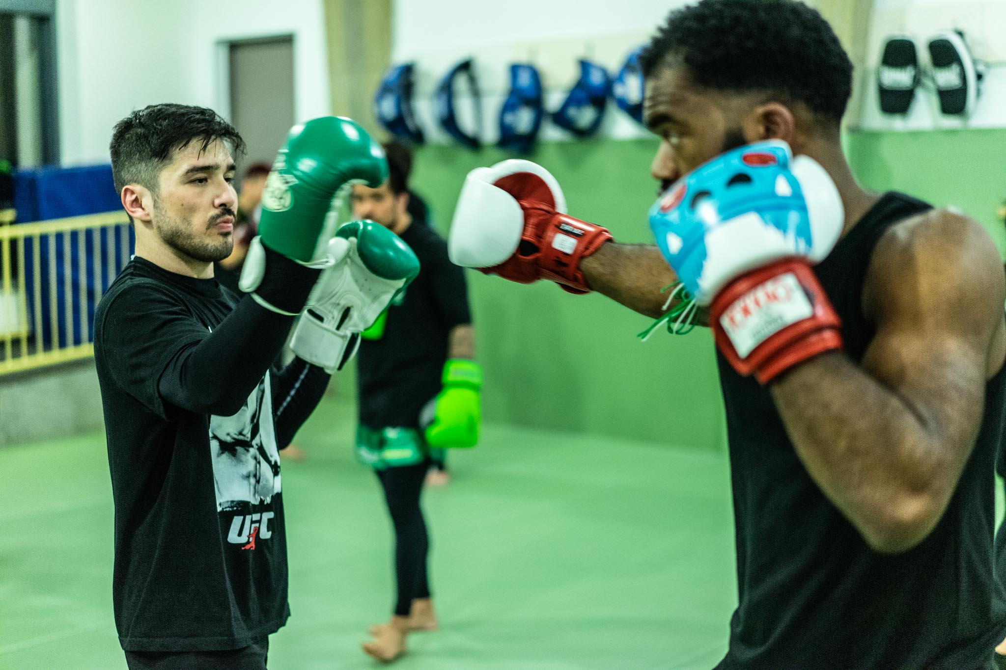 Kickboxing and Muay Thai classes in Arlington Virginia
