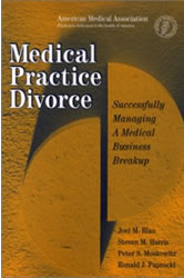medical practice divorce