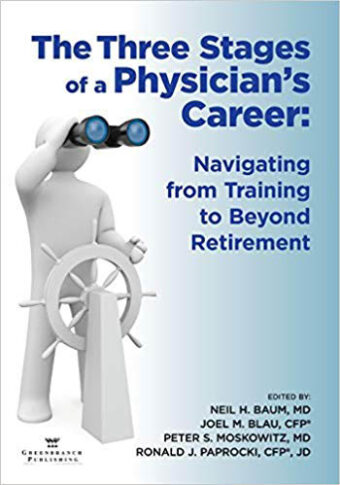 CPPR Announces New Book on Physician Career Management