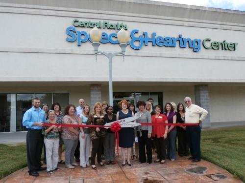 Central Florida Speech & Hearing Center Web