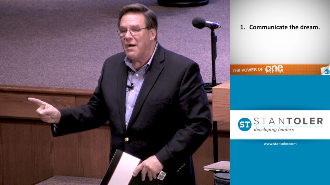 seminar recording david dean stan toler leadership institute turn-turtle educational media