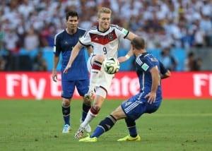 Final: Germany vs. Argentina