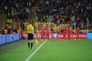 turkiye gol