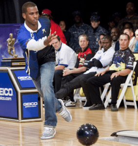 chris paul bowling