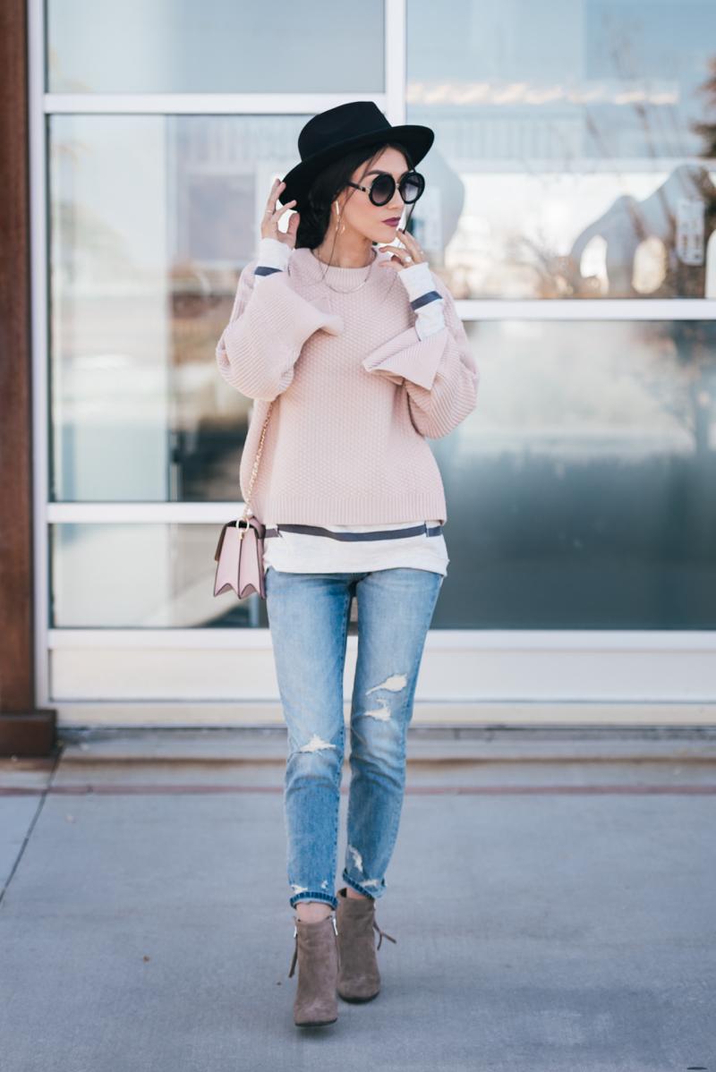 Styling Boyfriend Jeans