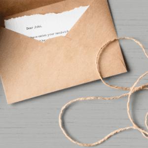 Envelope Design Wellington