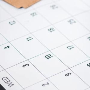 Calendar Design Wellington
