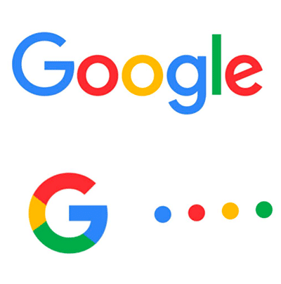 responsive Google logo design brand identity Wellington NZ