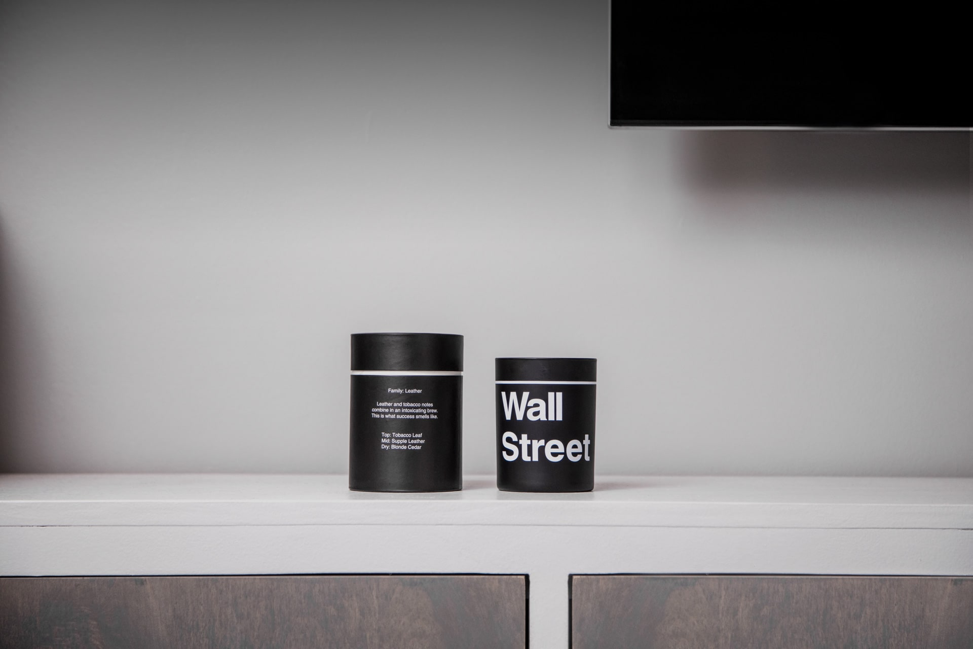 Wall Street Candle