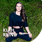 Kiah Kline Guruv Yoga Instructor