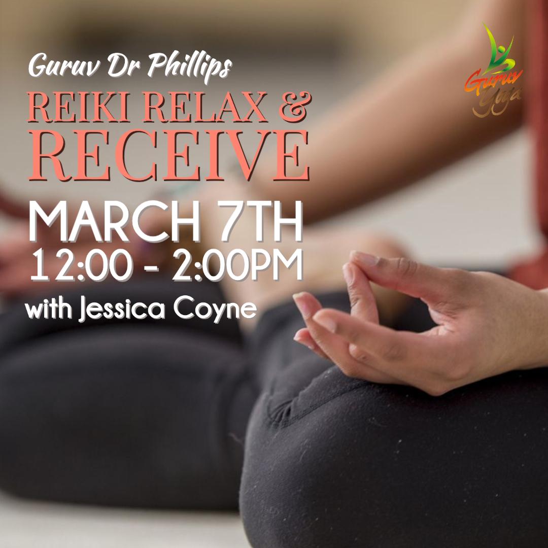 Orlando Yoga Guruv Dr Phillips Reiki Yoga