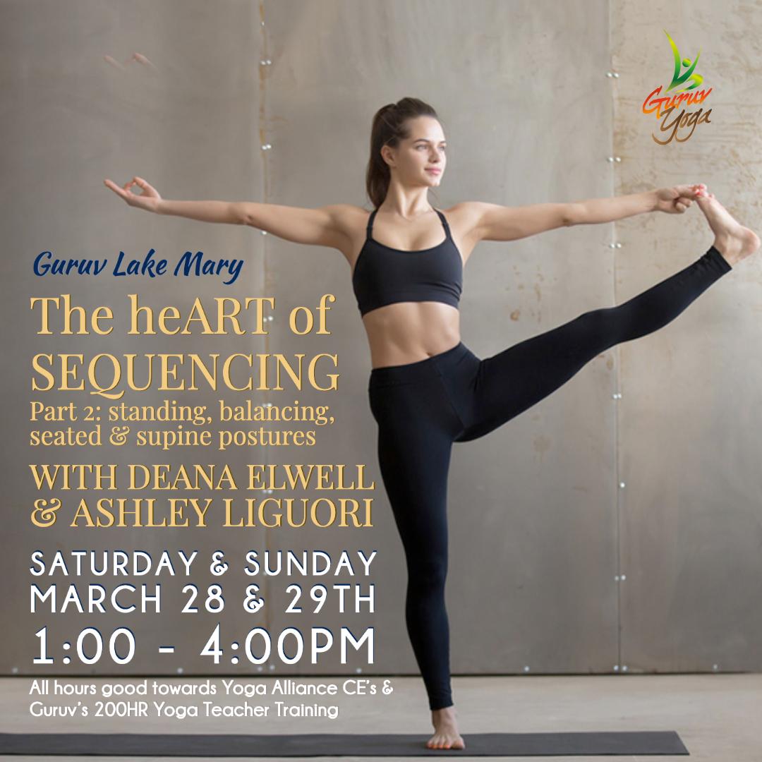 Orlando Yoga Guruv Lake Mary 200 hour yoga teacher training