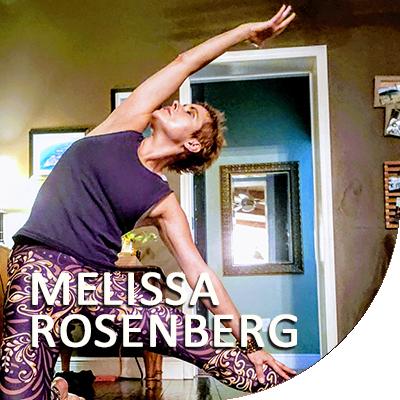 Melissa Rosenberg Guruv Yoga Instructor
