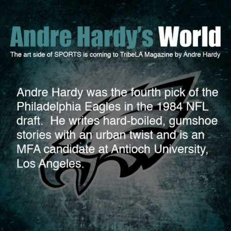 Andre Hardy's World poster