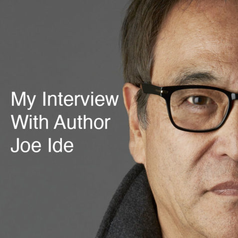 Interview with author Joe Ide poster