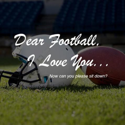 Dear Football, I Love You poster