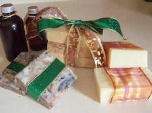 Homamade Christmas Gifts from Simple Life Mom