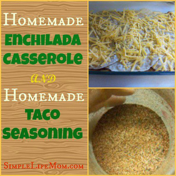 Enchilada Casserole