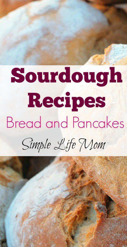 Sourdough Recipes