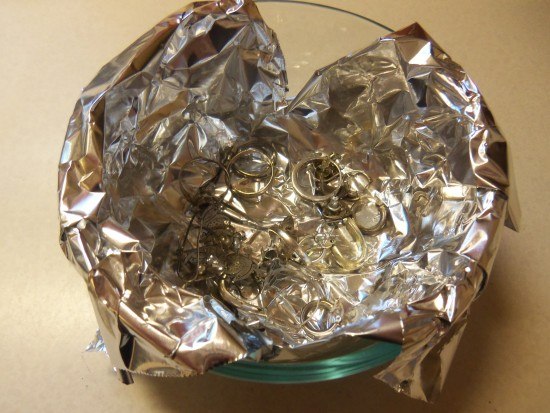 DIY Jewelry Cleaner from Simple Life Mom