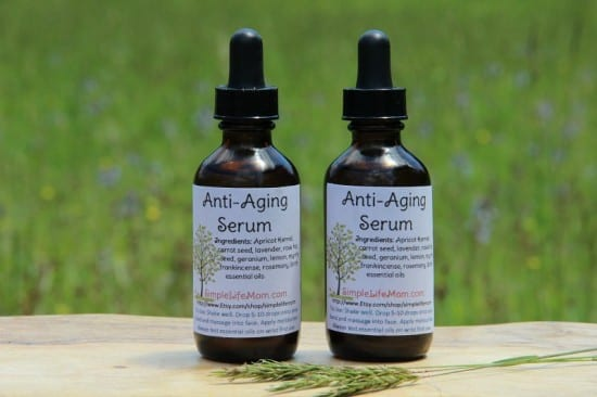 Anti Aging Serum by Simple Life Mom