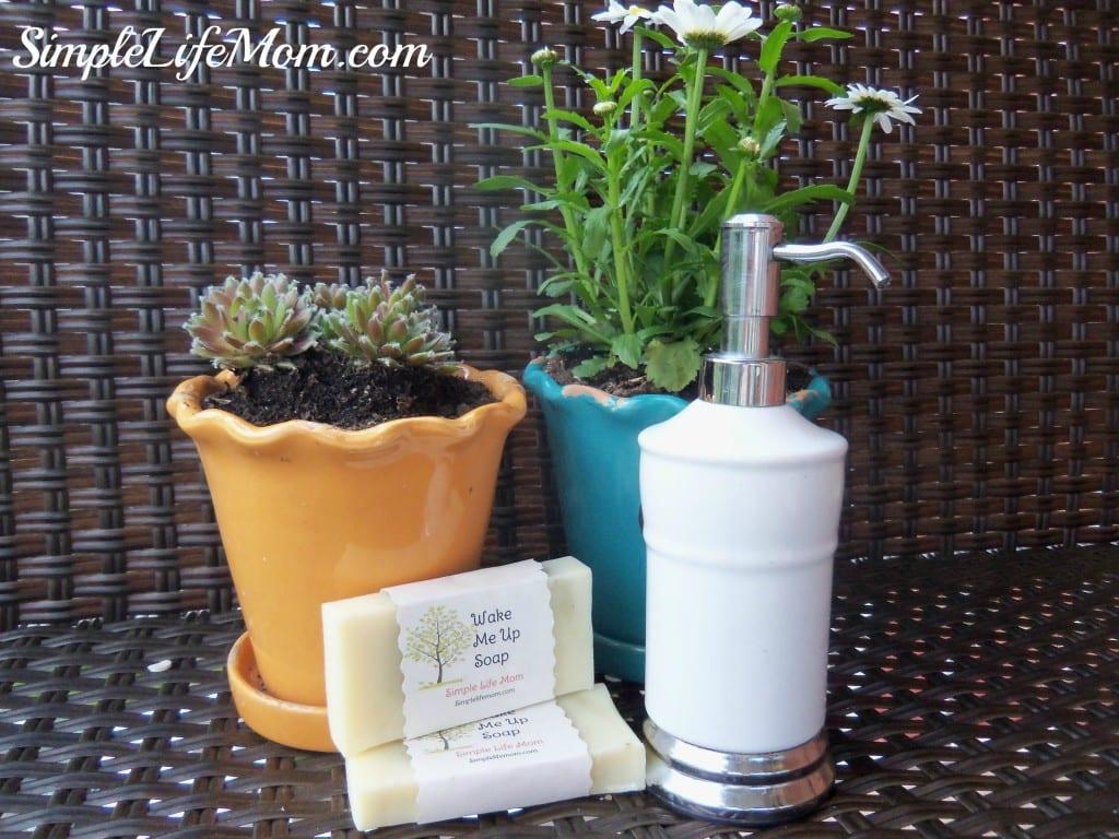 17 Natural Back to School DIYs - DIY Natural Liquid Handsoap
