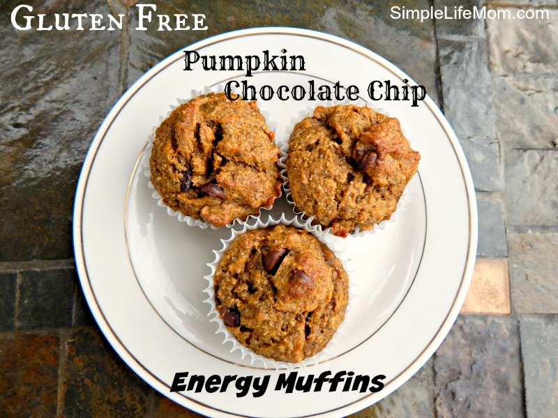 Gluten Free Energy Muffins