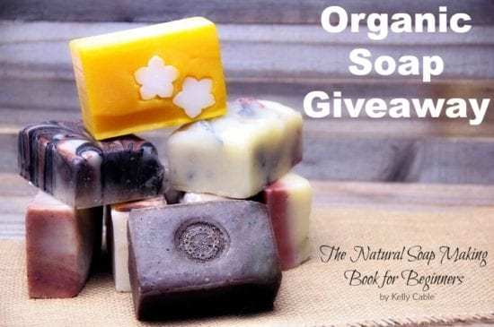 The Natural Soap Making Book for Beginners Giveaway - What is trace
