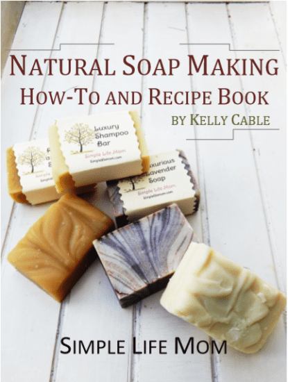 atural Soap Making How-to and Recipe Book by Kelly Cable