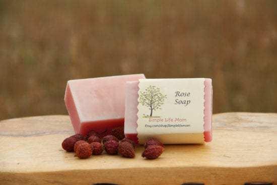 Rose Soap Recipe